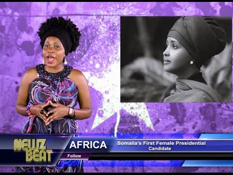 AFRICA: Somalia's First Female Presidential Candidate (S3#45NewzBeat Uganda)
