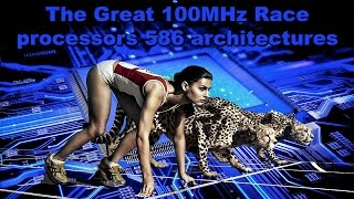 Intel Pentium, AMD K5, AMD K6, IBM Cyrix 6x86L, Cyrix 6x86MX, IDT WinChip test processors on 100MHz