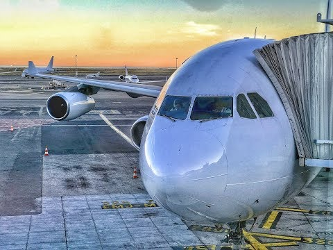 HiFly | Airbus A340-300 | NCE-LHR | Economy