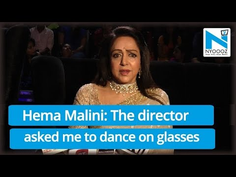 Hema Malini Talks About Her Dancing Sequence In 'Sholay'