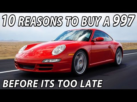 10 simple Reasons you should buy a Porsche 997 - Before it's too late Porsche News