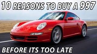 Download 10 simple Reasons you should buy a Porsche 997 - Before it's too late Porsche News Mp3 and Videos