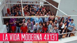 La Vida Moderna 4x131... es que un hípster vaya a Turquía a ponerse barba