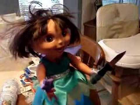 Scary Dora The Explorer Youtube