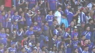 Ultimos minutos / LosDeAbajo / Udechile vs San Luis / CAMPEONES EN LA CANCHA Y GALERIA