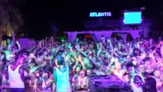 Kavos Atlantis Super Paint Party ''Europe's Largest Paint Party Experience'' 1080p