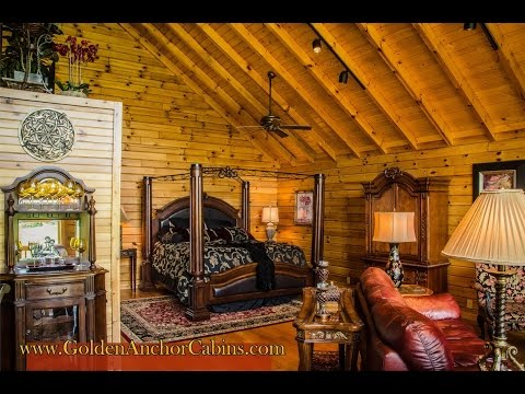 Cabin Rental in West Virginia - Royale Cabin Tour