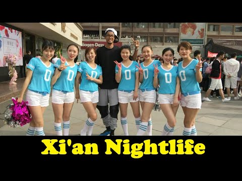 Xi'an China Nightlife 2018 | The Hottest Xi'an Travel Guide