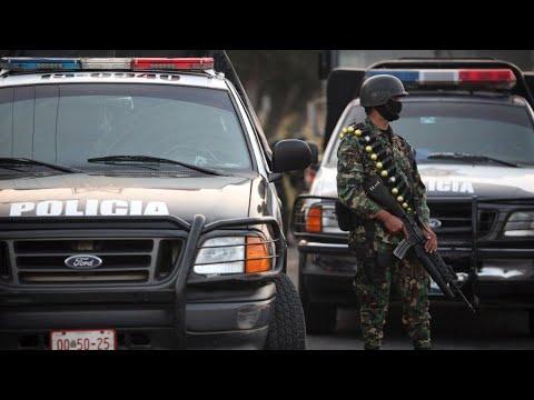 أخبار عالمية | خمسة قتلى في حوادث إطلاق نار منفصلة في #المكسيك  - نشر قبل 2 ساعة
