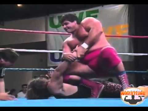 Cactus Jack vs Don Muraco 1990 10 UWF