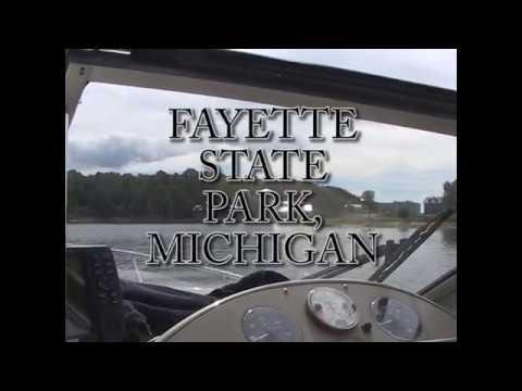 Fayette State Park, Michigan