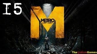 Прохождение Metro: Last Light (Метро 2033: Луч надежды) [HD|PC] - Часть 15 (Катакомбы)