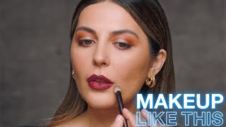 FALL MAKEUP LOOK TUTORIAL FT. SONA GASPARIAN | MAYBELLINE NEW YORK