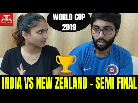 India vs New Zealand Semi Final World Cup 2019 | Mauka Mauka