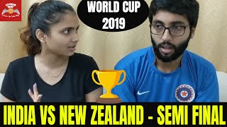 India vs New Zealand Semi Final World Cup 2019   Mauka Mauka