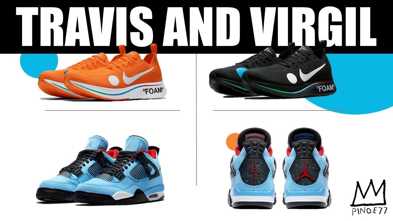 promo code 8ba75 99170 TRAVIS SCOTT 4s, VIRGIL OFF WHITE MECURIALS, ADIDAS POD S3.1 & MORE!!