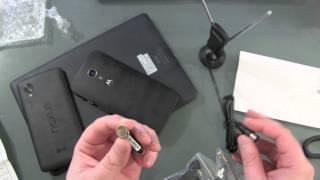 Android DVB-T Empfänger - AVerMedia EW310 Unboxing und erster Eindruck