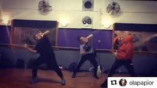 GNRA - Be Mine (Gyal) Dance