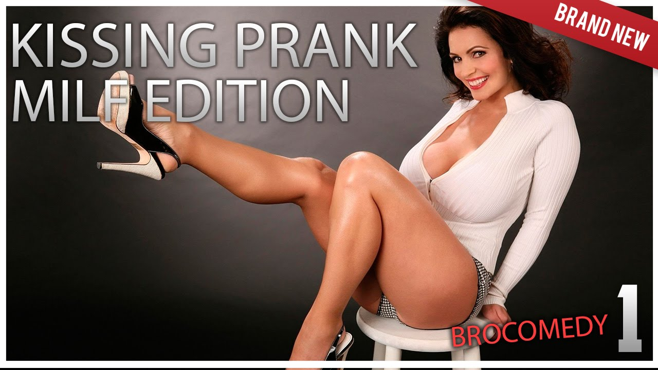 Kissing Prank  Milf Edition  Kissing Sexy Moms  Gone -4511