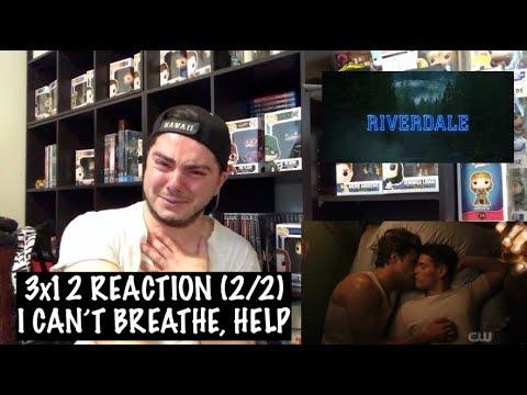 RIVERDALE - 3x12 'BIZARRODALE' REACTION (2/2)