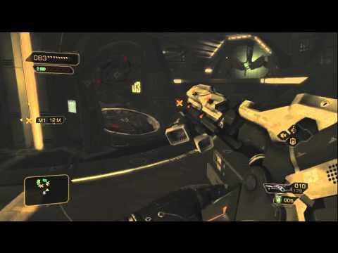 Deus Ex: Human Revolution Final Boss Walkthrough - Hyron Project