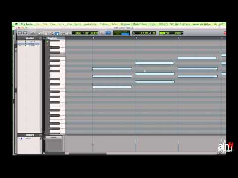 Pro Tools for Beginners Tutorial – Part 5 – MIDI Recording