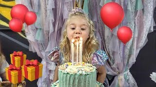 EVERLEIGH'S SURPRISE 5TH BIRTHDAY PARTY!!!