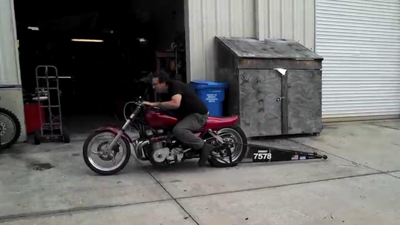 Kz900 Drag Bike