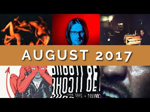 August 2017 / Album Review Roundup