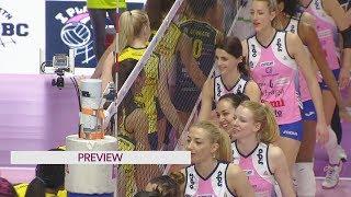 Preview Quarti di Finale Coppa Italia | Lega Volley Femminile 2019/20