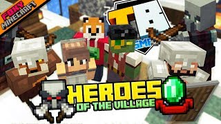 HEROES OF THE VILLAGE  | Truly Bedrock [1-00] | Minecraft Bedrock Edition