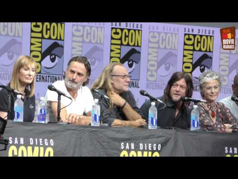 The Walking Dead - Season 8 - panel at Comic-Con 2017