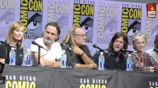 The Walking Dead - Season 8 - panel at Comic-Con 2017