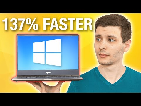 10 Tips To Make Windows Faster (For Free)