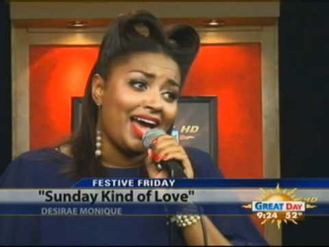 Sunday Kind of Love - Etta James Cover