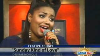 Sunday Kind of Love - Etta James Cover