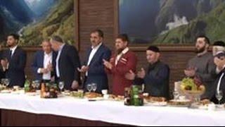 В Чечне с размахом отпраздновали свадьбу племянника Рамзана Кадырова