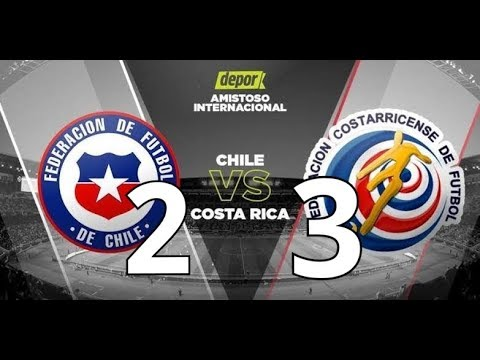Download Chile vs Costa Rica 2-3 All Goals & Extended Highlights