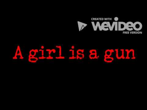 Old Dominion - A Girl is a Gun (Lyrics)