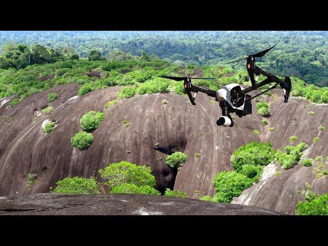 Raleighvallen & Voltzberg  - Drone reportage