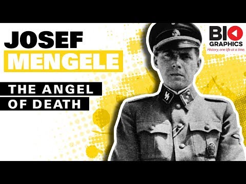 Josef Mengele Biography: The Angel of Death