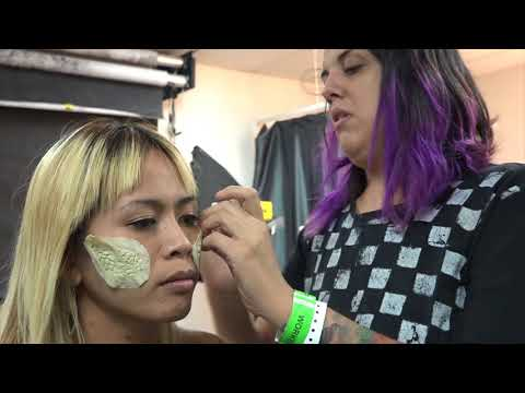 Learn Body Painting From Start To Finish