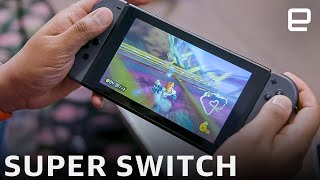 """Nintendo """"Super Switch"""" rumored to get 7"""" OLED screen"""