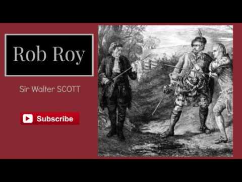 Rob Roy by Sir  Walter Scott - Audiobook ( Part 1/3 )