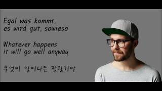Mark Forster - SOWIESO (German+English+Korean LYRICS)