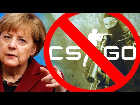 Germany to ban CounterStrike?  The senseless debate continues!