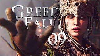 GreedFall (PL) #9 - Kult (Gameplay PL / Zagrajmy w)