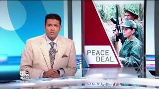 Peace accord between Colombia and FARC would end world's longest conflict