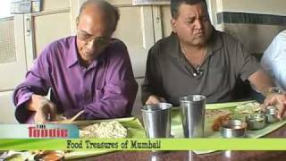 Food Treasures of Mumbai - Authentic South Indian Food