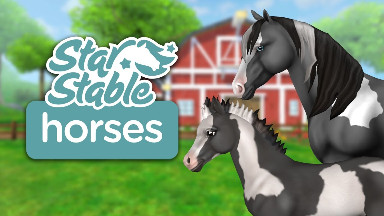 Star Stable Horses (iOS/Android) (2017 Trailer)  #Smartphone #Android
